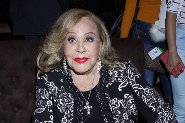 Silvia Pinal responde a rumores de si se operó el rostro y sufre consecuencias
