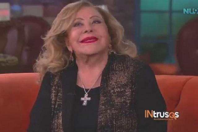 """Silvia Pinal estará en la segunda temporada de """"La Casa de las Flores"""""""