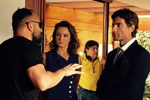 Víctor González será la pareja de Silvia Navarro en La Candidata