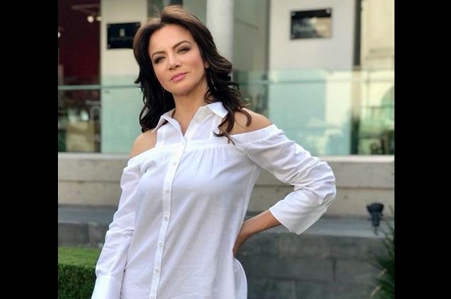 Silvia Navarro niega relación sentimental con otra mujer