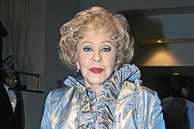 En su testamento Silvia Pinal incluyó a chofer y asistente