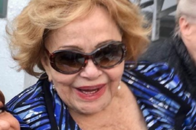 Silvia Pinal es dada de alta, luego de una semana hospitalizada