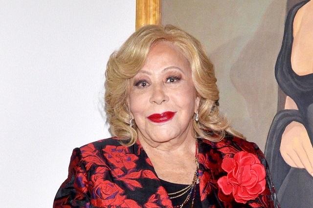 Silvia Pinal le pidió a Luis Miguel que conviviera con Michelle Salas