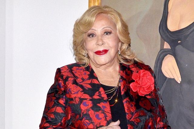 Mary, empleada de Silvia Pinal ya habría regresado a trabajar a casa de la actriz