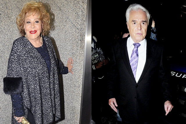Silvia Pinal prohíbe a Enrique Guzmán usar su imagen en libro biográfico