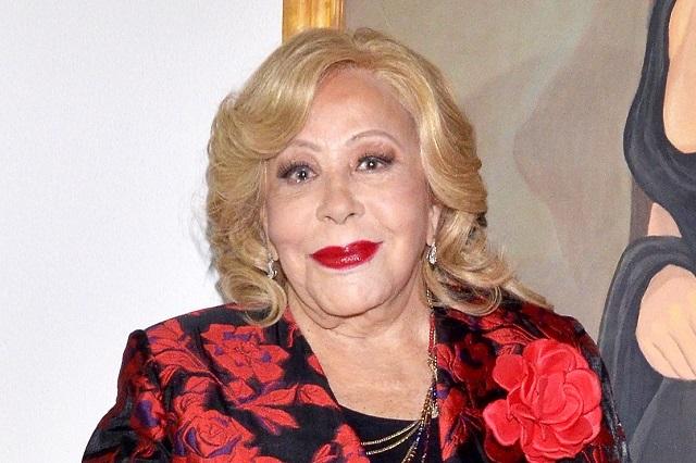 ¿Familia de Silvia Pinal resentida con Luis Miguel por serie?