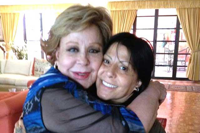 Silvia Pinal pensó en abortar a Alejandra Guzmán