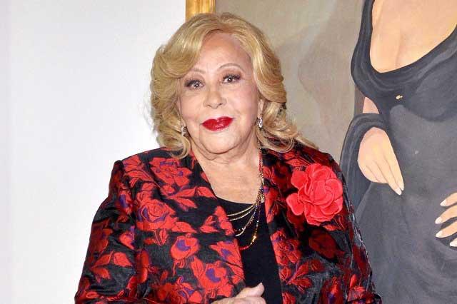 Silvia Pinal será quien narre la bioserie sobre su vida