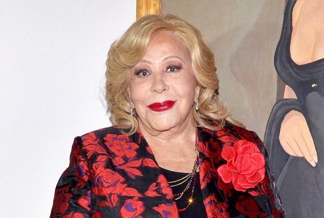Silvia Pinal habla del romance que tuvo con El Tigre Azcárraga