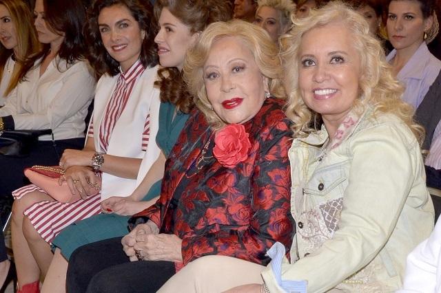 ¿Silvia Pinal padece demencia senil? Carla Estrada responde a los rumores