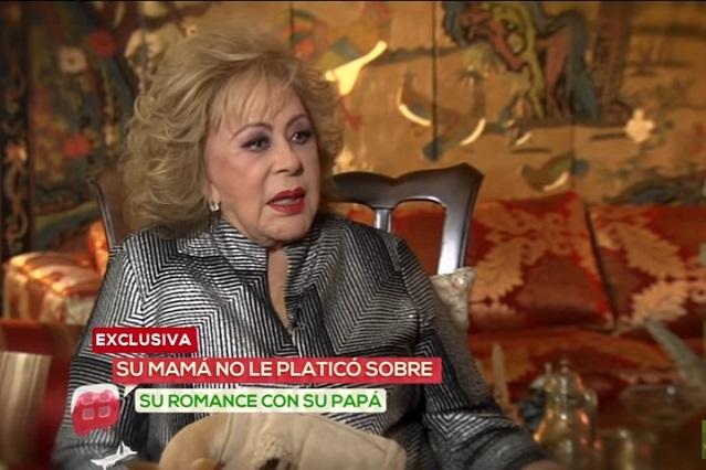 Así recuerda Silvia Pinal a su padre: el señor Pinal
