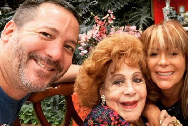 Frida, tu abuela te ama, el mansaje de Silvia Pinal a su nieta