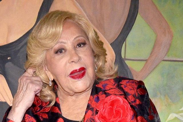 Silvia Pinal confiesa que se sometió a operación estética