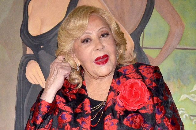 Silvia Pinal asegura que no ha decidido a quién dejarle su herencia