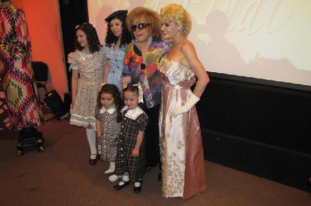 Presentan a las actrices que interpretarán a Silvia Pinal en serie de tv