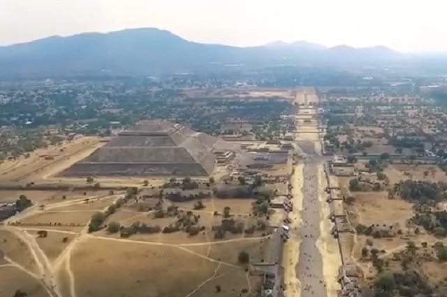 Las similitudes entre pirámides de Guiza y Teotihuacán pese a distancia geográfica