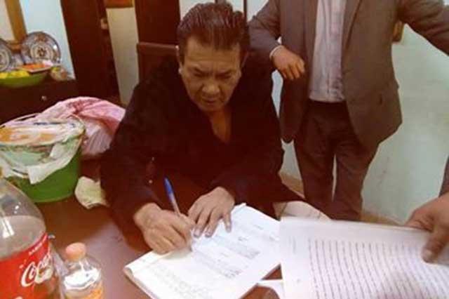 Logra Simitrio libertad definitiva a casi tres años de su detención