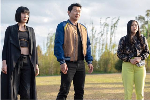 Así entrenó Simu Liu para 'Shang-Chi y la leyenda de los diez anillos'