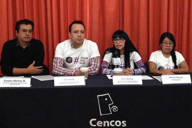 Denuncian simulación en comparecencia de procuradora de Tlaxcala