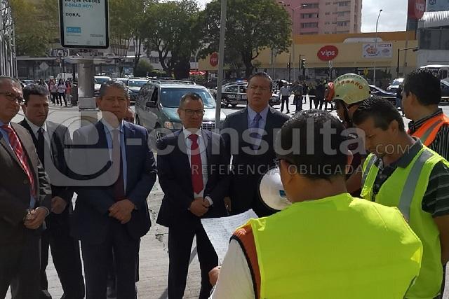 Desalojan a 750 personas en simulacro de la Fiscalía General