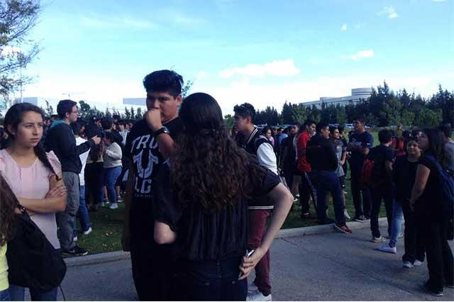 Simulacros en escuelas públicas y universidades en aniversario de sismo