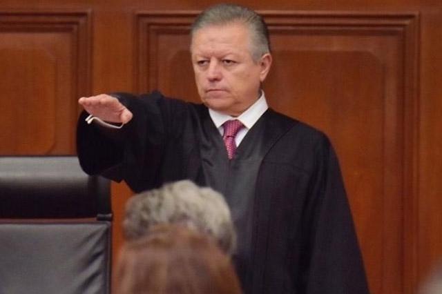 Titular de SCJN califica de crimen de Estado asesinato de juez en Colima