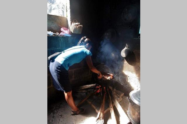 Frenan entrega de estufas ahorradoras por el covid