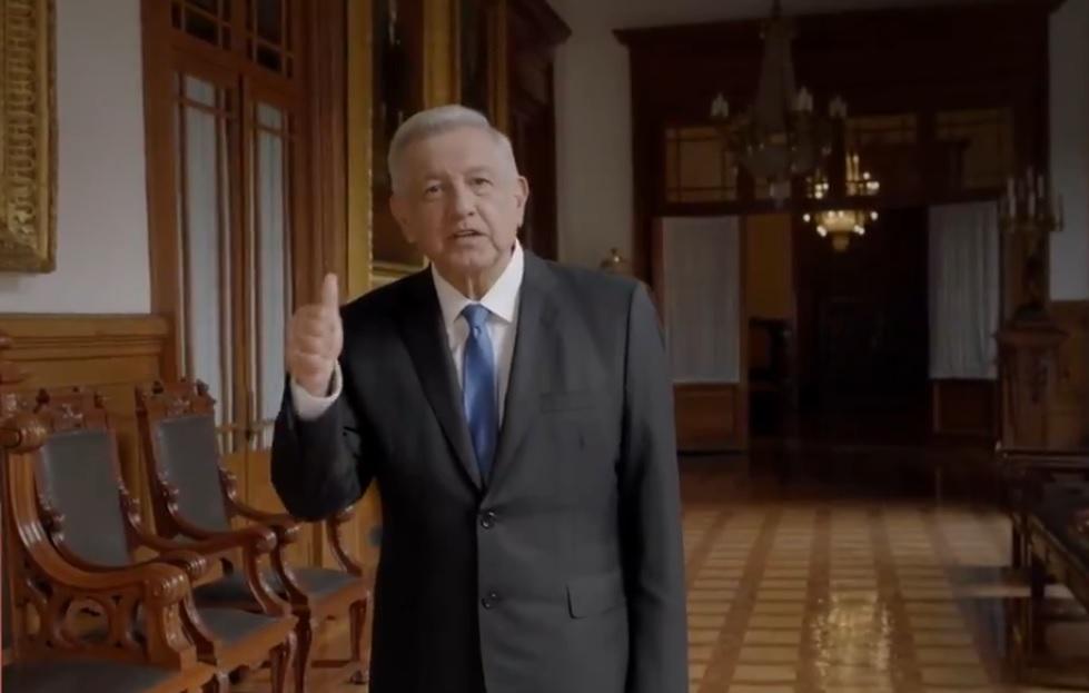 AMLO dice ser el segundo mejor presidente del mundo