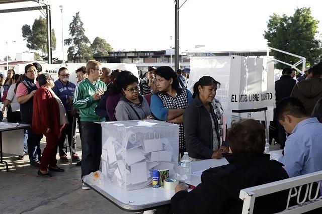 Ratifica TEPJF resultado en la junta auxiliar de Xonacatepec