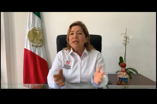 Edil de Xochitlán tacha de incapaz a alcaldesa de Tecamachalco