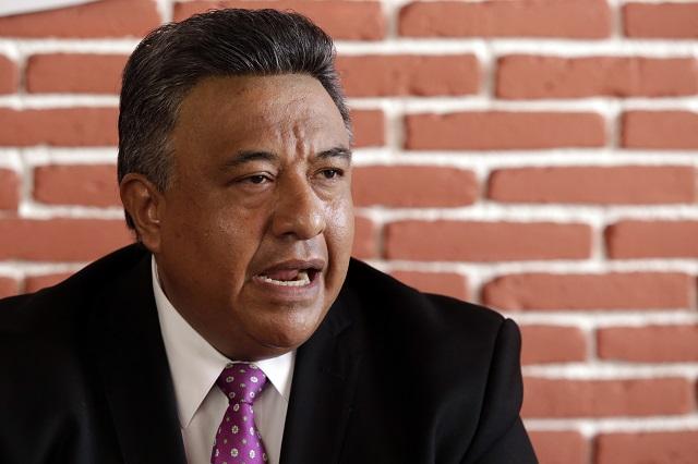 Niega Francisco Romero tener padrino para llegar a la ASE