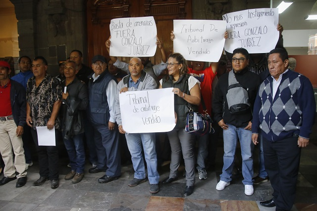 Denuncian trabas a nuevo sindicato del ayuntamiento capitalino