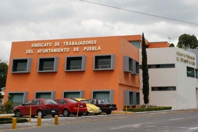 Busca sindicato reelección ante llegada de Rivera a la alcaldía