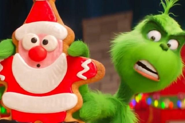 Si no disfrutaste la Navidad, puede que tengas el síndrome de Grinch