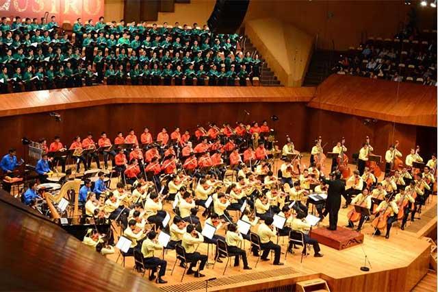 Continúa Esperanza Azteca interpretando las nueve sinfonías de Beethoven