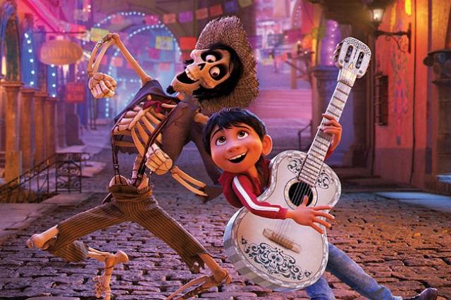Triunfa en YouTube tráiler en inglés de la película Coco, de Disney Pixar