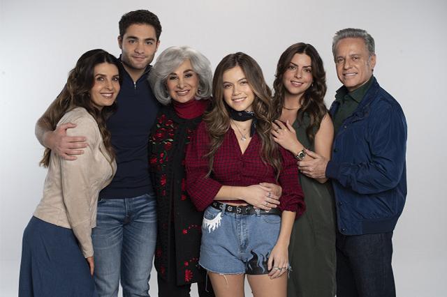 """Así son los personajes de """"Si nos dejan"""" de Televisa"""