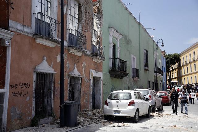 Advierten fallas en servicio de agua por 2 días a causa de sismo