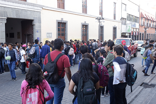 Protección Civil municipal exhorta a no difundir rumores sobre sismo