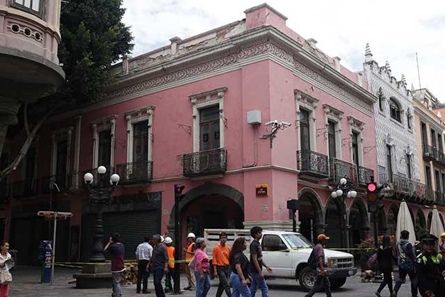 Reabren de forma parcial este jueves el Centro Histórico de Puebla