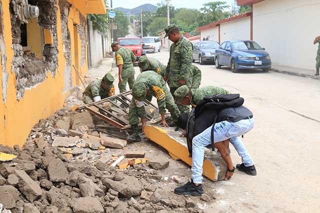 Promueven marca de la Mixteca poblana para ayudar tras sismo