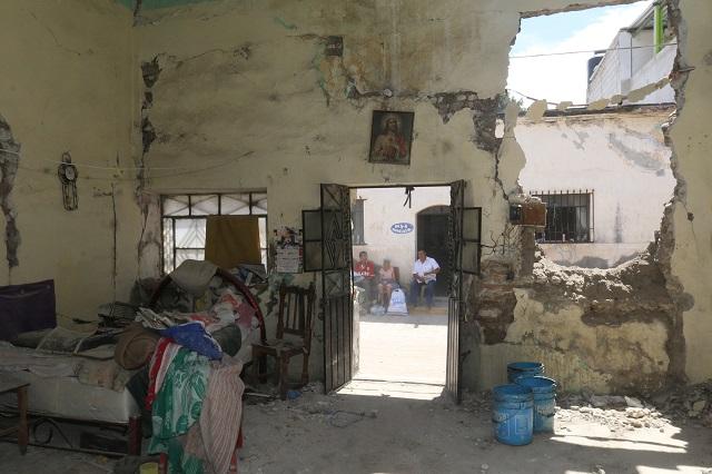 Crecen robos en municipios de Puebla golpeados por el sismo