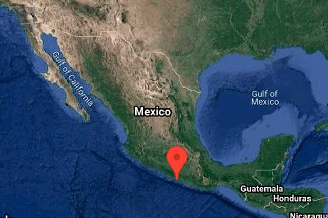 Sorprende a Puebla sismo de 7.1 con epicentro en Guerrero