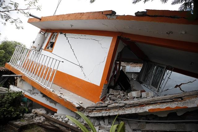 Inundaciones y sismos dejan en Puebla menos víctimas que Covid-19