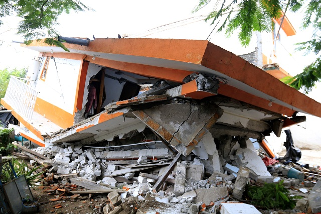 Para vivienda, gobierno federal dará 90 mil pesos a damnificados
