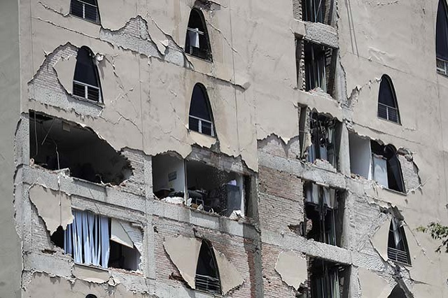 Suman más de 17 mil viviendas reconstruidas tras sismos: Robles