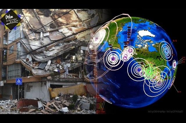 Falsos y sin fundamentos rumores de un gran sismo: UNAM
