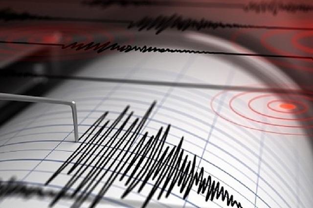 Registran temblor este sábado con epicentro en Acatlán