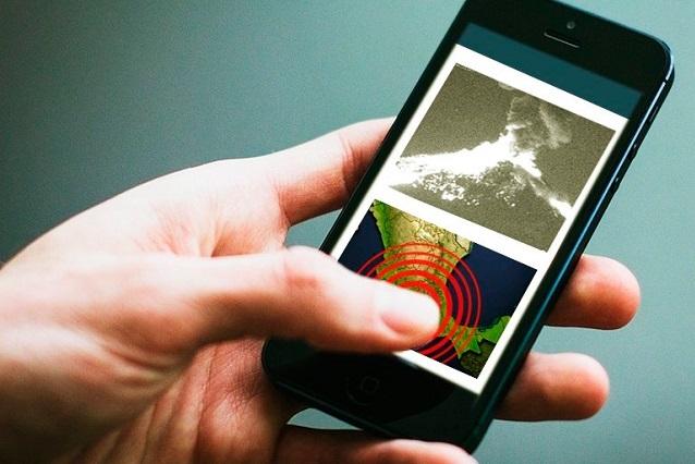 Esta APP te da información clara sobre sismos y volcanes
