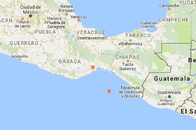Sacude a Puebla sismo de 8.4 grados a la media noche